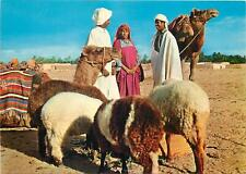 Africa nomad desert sheepers camel family trade skill