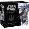 Star Wars Legion -Rebel Veterans - Unit Expansion - Unpainted Minatures