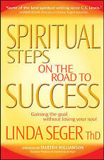 Spiritual Steps on the Road to Success, Linda Seger, BRAND NEW PAPERBACK