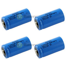 4 X Lithium Li-ion Camera Photo CR123A CR123 CR 123A 123 battery US 1,100+SOLD