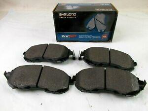 Disc Brake Pad Set Akebono Ceramic Pads Front Fits; Nissan Infiniti Suzuki