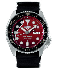 SEIKO 5 SRPE83K1 Brian May édition limitée new in box