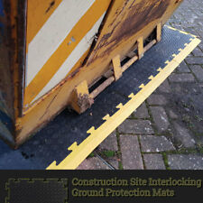 Temporary Access Interlocking Ground Protection Mats