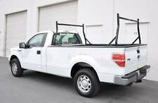 800LB Truck Ladder Rack Universal Contractor Pick Up Rack Lumber Cargo New