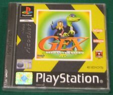 Gex Deep Cover Gecko Sony Playstation 1 Ps1 Palmint Collezionisti