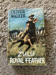 ZULU ROYAL FEATHER by OLIVER WALKER