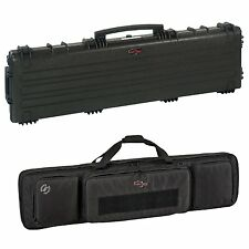 Explorer Cases 13513B Hard Case w/ Padded Gun Bag (Black) equiv. Pelican 1750