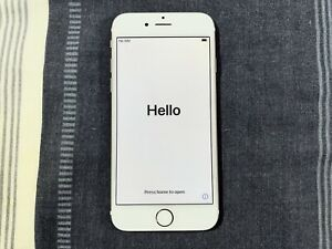 Apple iPhone 6S 128GB Rose Gold - Unlocked, Boxed, Complete in Good Condition