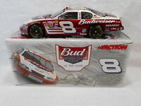 DALE EARNHARDT JR #8 BUD/BORN ON DATE FEB 12 2005 1/24 ACTION NASCAR DIECAST