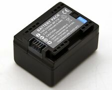 Decoded Battery for BP-718 Canon LEGRIA HF M52 HF M56 HF M60 HF M506 Camcorder