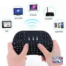 Wireless 2.4G Mini Touchpad Keyboard For KODI Android Smart TV Box PC UK Seller