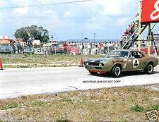 CHEVROLET Cambogia John Moore MCDANIEL SEBRING 4 ore 1967 Fotografia