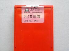 Platten zum Gewindefräsen von C.P.T., 21 E 20 UN MT 5