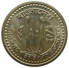 (F12) - Bangladesch Bangladesh - 1 Taka 1975 - Familie Family FAO - UNC - KM# 9