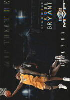 2000-01 Upper Deck MVP Theatre Lakers Basketball Card #M1 Kobe Bryant