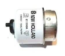 New Holland 5 Micron Fuel Filter/Water Seperator 87801434 NOS
