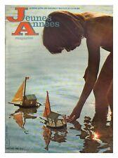JEUNES ANNEES ACTIVITES MAGAZINE N°  127  DU 04/1978 COMPLET
