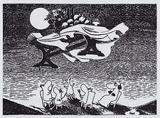 Moomin IMMAGINE POSTER 24 x 30 cm da TOVE JANSSON ILLUSTRAZIONI MAGICIAN'S HAT