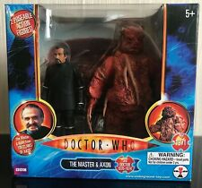 More details for doctor who the master and axon from the claws of axos