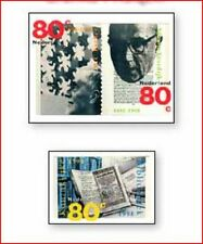 HOL9813 Graphics and books 3 stamps