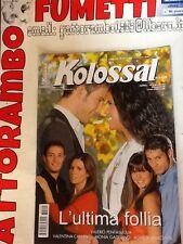 Fotoromanzo Kolossal N.429 - Ed.Lancio Ottimo