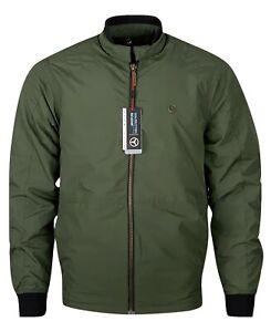 Hugo Boss Men's Jacket - Extra Slim Fit - Mercedes AMG Petronas - Dark Green