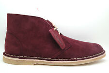 [JINK Desert - 05012] CLARKS JINK Desert Tornozelo Botas Premium sola crepe sapatos masculinos