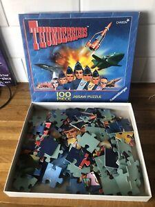 Vintage Ravensburger THUNDERBIRDS 100 Piece Jigsaw Puzzle Age 4+