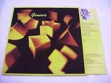 GENESIS - GENESIS - LP VINYL ITALY 1983 EXCELLENT CONDITION