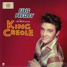 Presley- ElvisKing Creole + 1 Bonus Trackw (New Vinyl)