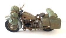German WWII BMW Military Army  Motorcycle R75 Plastic Model UK