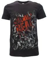 T-shirt The Walking Dead Zombie Originale nera