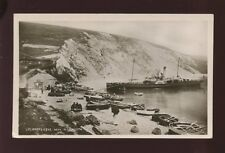 Dorset LULWORTH Cove Paddle Steamer Used 1908 RP PPC by Boots