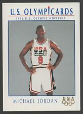 1992 IMPEL U.S. OLYMPIC HOPEFULS #12 MICHAEL JORDAN