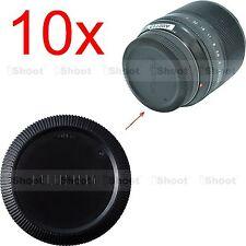 10x Rear Cap Cover for Fuji Fujifilm Micro SLR Camera X-Mount Lens XF 16 / 1.4R