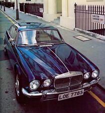 "DAIMLER ""Double-Six"" / ""Sovereign 4.2"" Sedan - 1978 - British sales brochure"