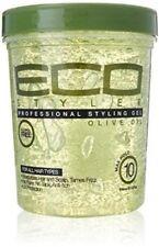 ECO STYLER MAXIMUM HOLD ALCOHOL FREE STYLING GEL OLIVE OIL  (24 oz)