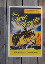 The Wasp Woman Lobby Card Movie Poster Susan Cabot Fred Eisley Barboura Morris
