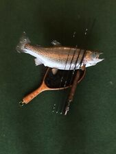 Custom made 7'6�, 4pc, 3wt, moderate/fast action fly rod, walnut grip