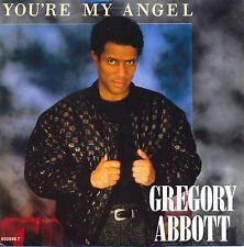"Gregory Abbott: You're My Angel 7"" Vinyl Single"