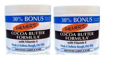 2 x Palmer's Cocoa Butter Formula Cream Jar Vitamin E 270g