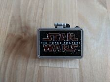 Disney Pin Star Wars The Force Awakens Limited Edition Hinged 3D