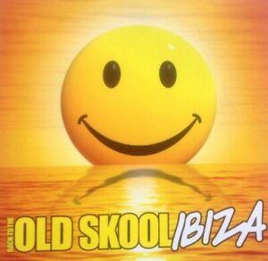 BACK TO THE OLDSKOOL IBIZA - 2 X CDS 90S / 2000 CD