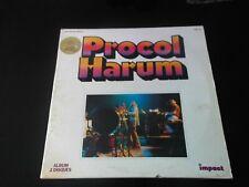 procol harum / double 33 tours