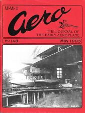 WW 1 Aero Journal 148 Dornier Curtiss Sikorskys Knoller-Jaray Propeller Wolseley