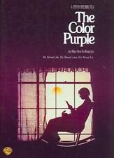 THE COLOR PURPLE NEW DVD