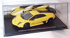 Lamborghini Murcielago LP 670-4 Superveloce 2009 Yellow 1-43 scale  new in case
