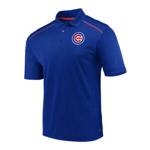 Chicago Cubs Men's Blue Golf Polo- New With Tags! - FREE SHIPPING!