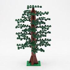 Lego Dark Green 20cm Tree Custom to suit City, Kingdom, Train