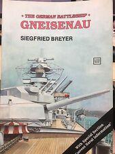 The German Battleship Gneisenau Siegfried Breyer Schiffer Publishing Ltd